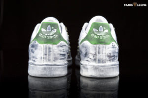 Handmade Adidas Stan Smith Studs Vintage by Mark Leone ®